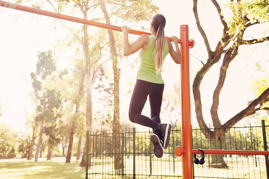 3 Common Pull-Up Mistakes You're Making