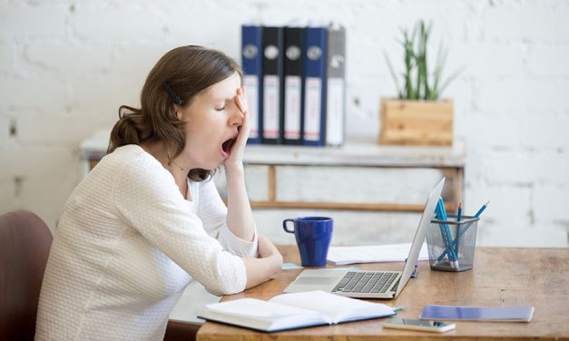 4 Reasons You're So Damn Tired