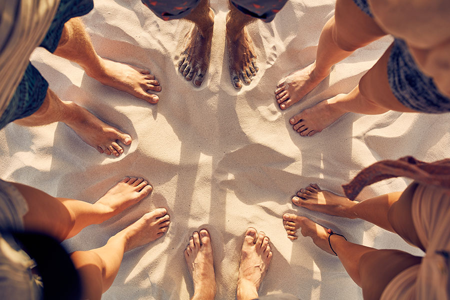 5 Things Your Feet Can Tell you About your Health