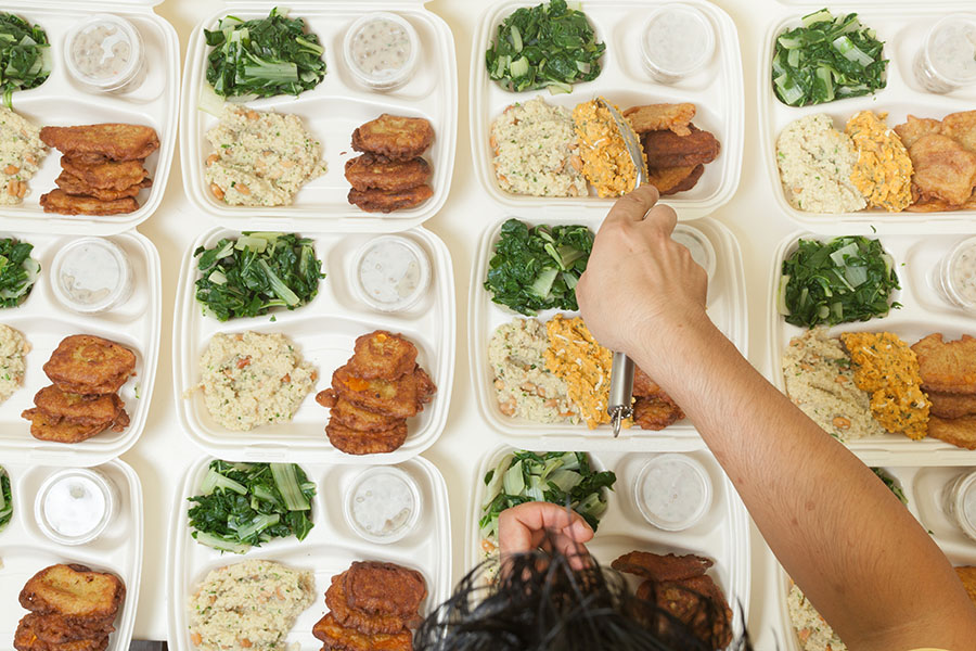 6 Meal-Prep Mistakes That Are Making You Gain Weight