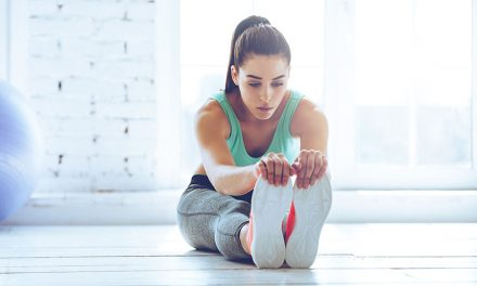 6 Stretches To Help You Touch Your Toes