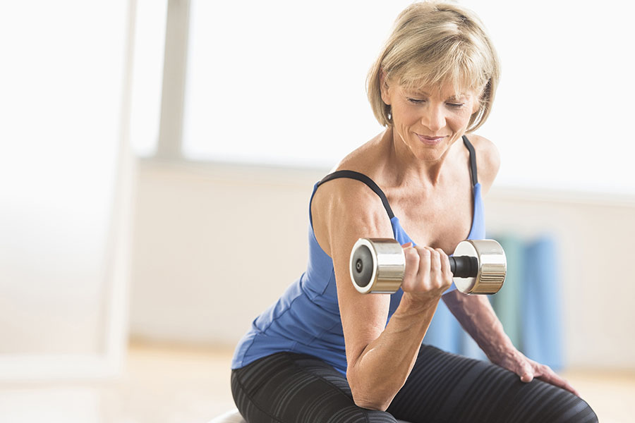 Getting Older? Here's How You Can Increase Your Fitness Level as You Age