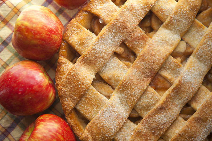 Loaded Apple Pie