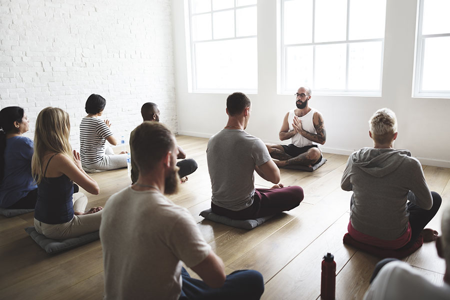 Research Reveals The Impressive Mental Health Benefits Of Your Yoga Sesh