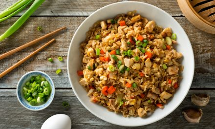 Cauliflower Fried Rice Bowl