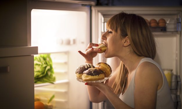 Three tips to avoid over-eating.