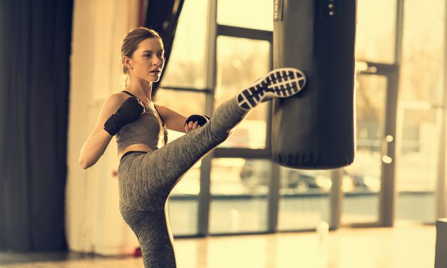 Kickboxing for a Healthy Body and Mind