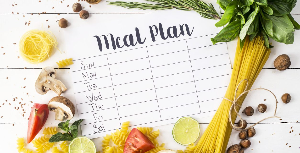 Is Meal Planning the Key to Weight Loss?