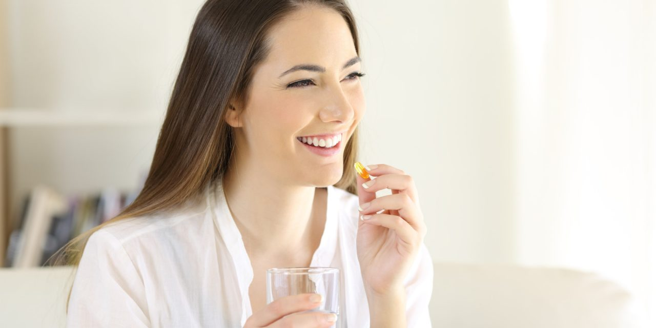 Here Are The Best Vitamins Women Over 40 Should Be Taking Daily