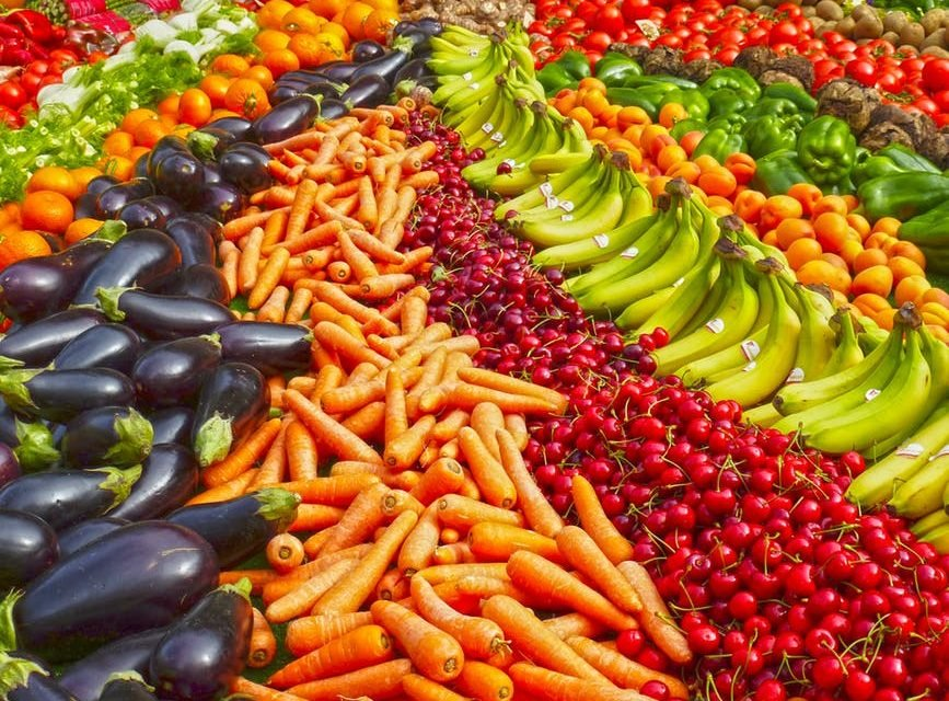 8 Amazing Health Benefits of Being a Vegetarian